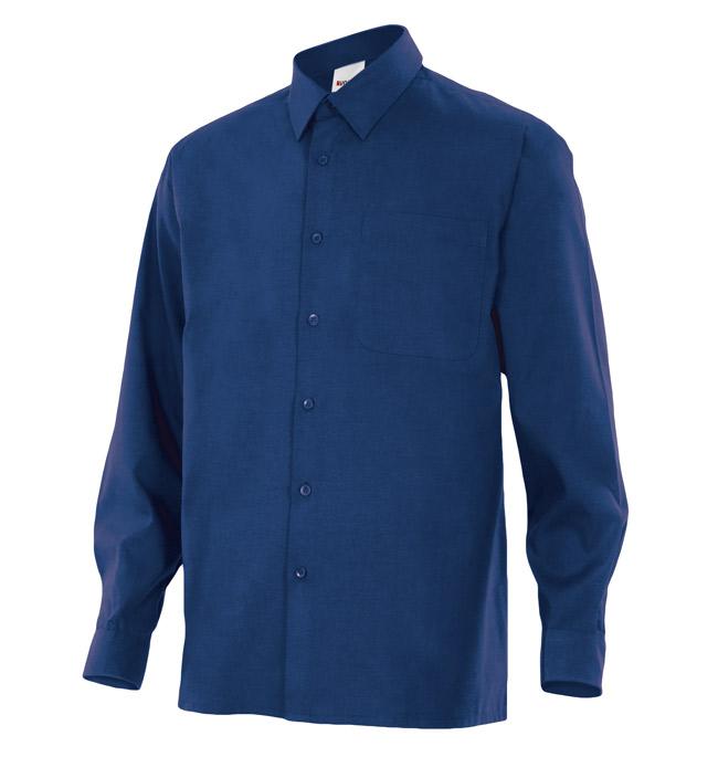Camisa de Manga Larga Velilla Serie 529