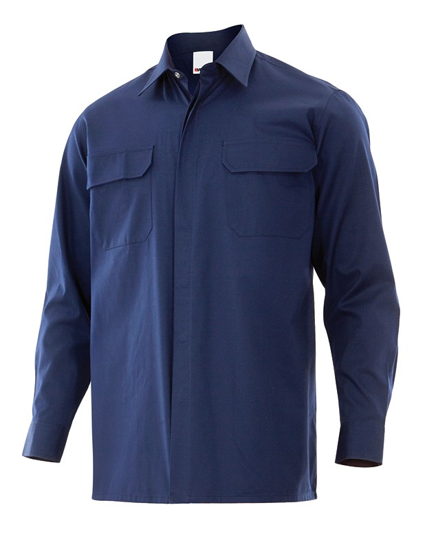 Camisa Ignífuga-Antiestática Velilla Serie 524