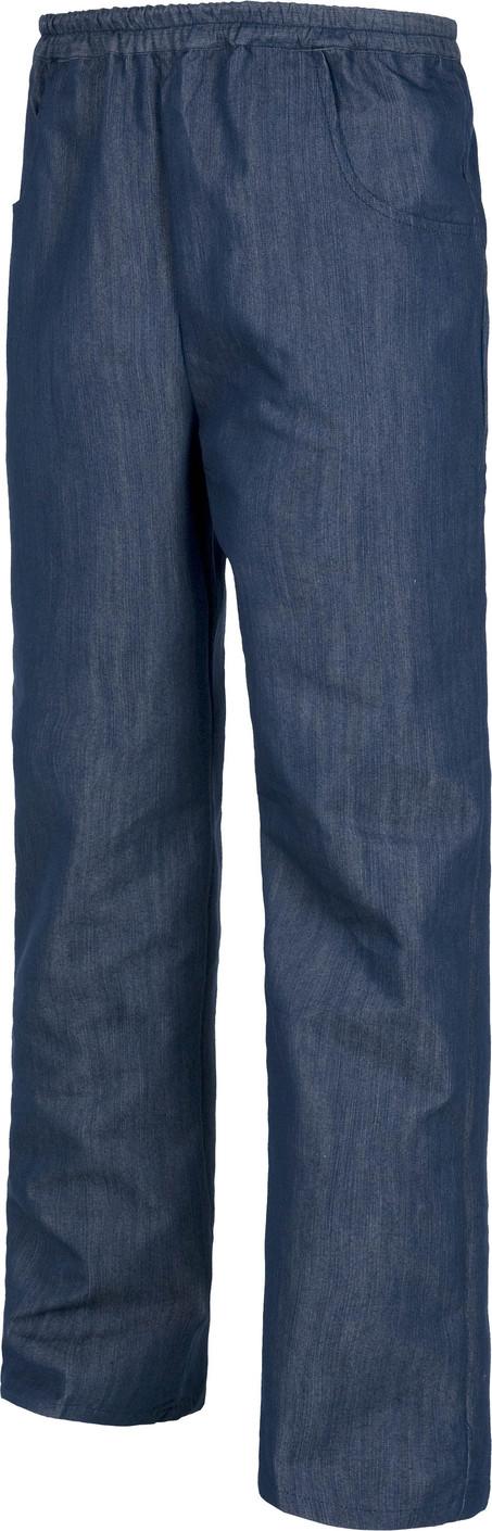 Pantalon WORK tejido vaquero b1428