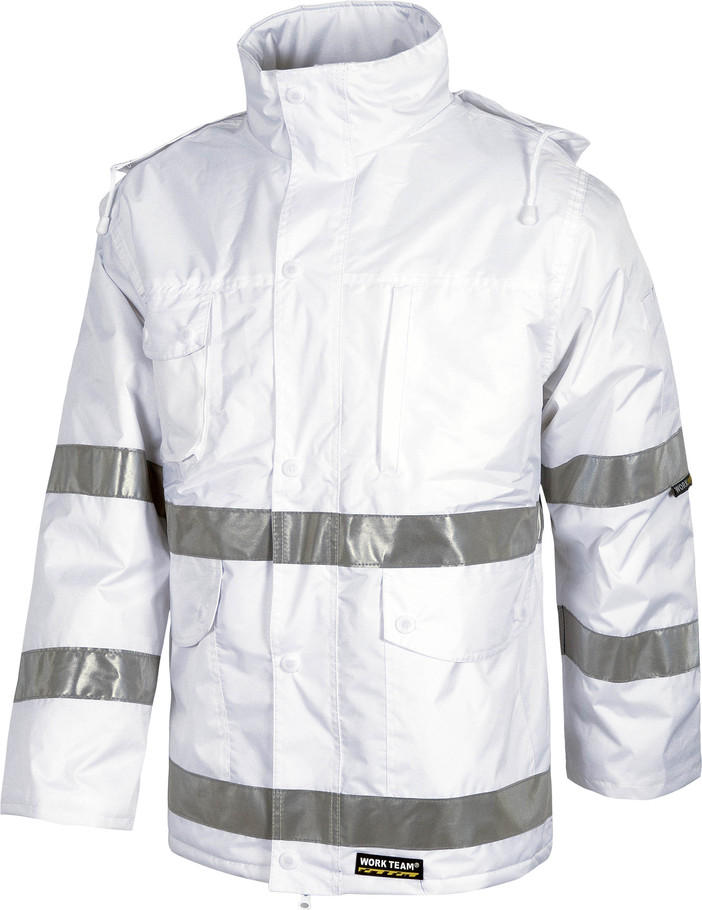 Parka WORK combi refle s1008