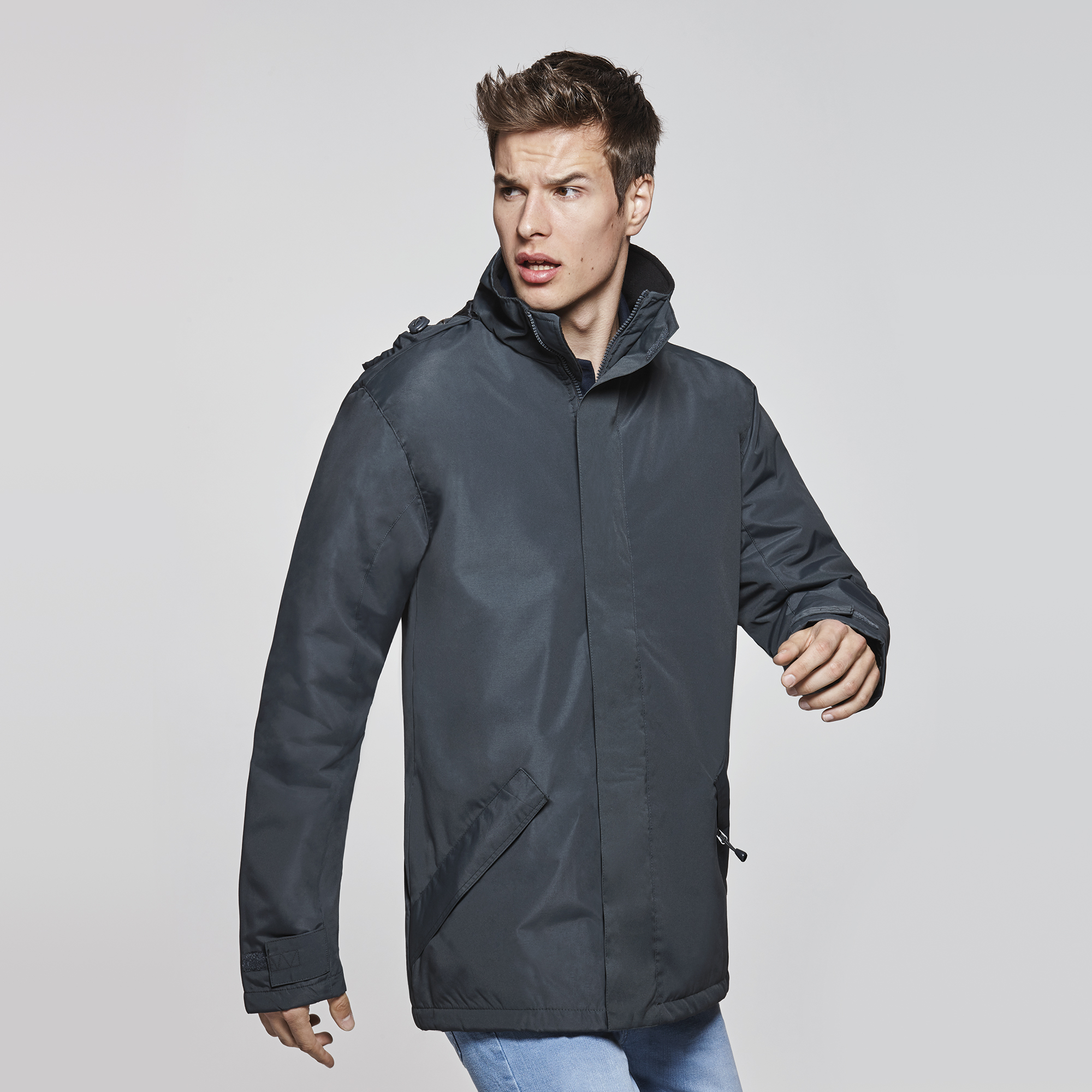 Parka ROLY europa hombre