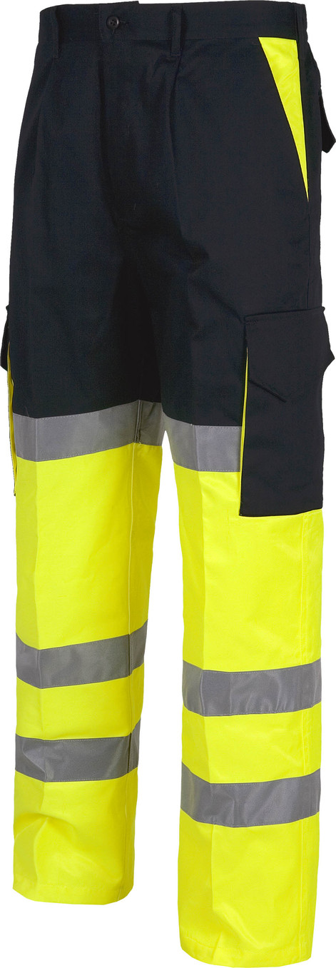 Pantalon WORK alta visibilidad c3214
