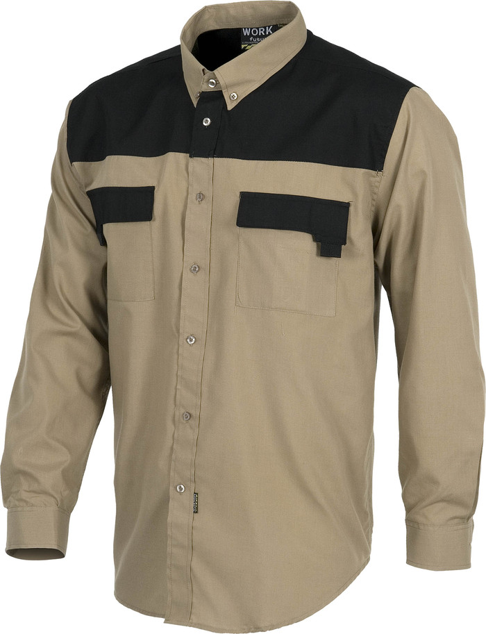 Camisa WORK linea future wf1780