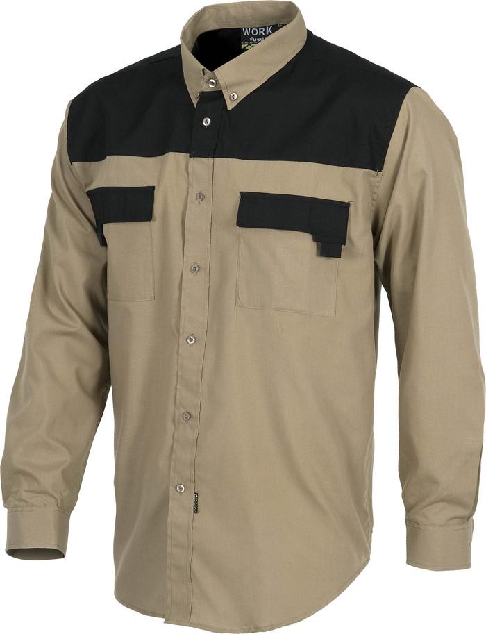 Camisa WORK linea future wf1780