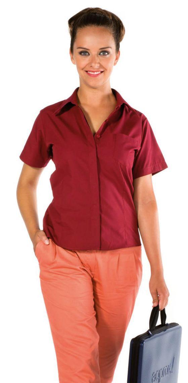 Camisa con bolsillo ROLY sofia mujer
