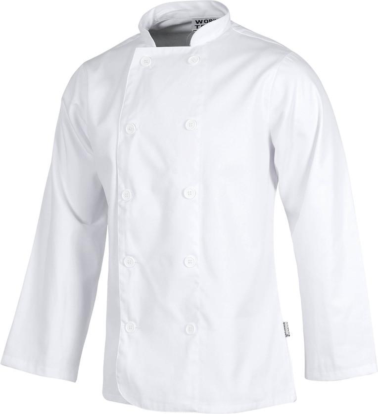 Casaca WORK cocina manga larga b9002