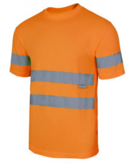 Camiseta Técnica alta visibilidad