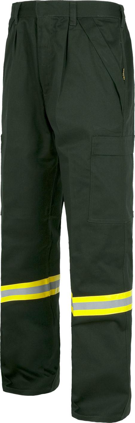 Pantalon WORK flame combi  c1495