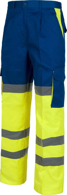 Pantalon WORK alta visibilidad c3314