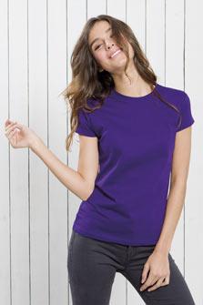 Camiseta Regular Lady Comfort