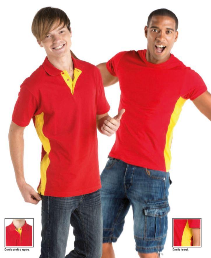 Camiseta ROLY M/C Europe