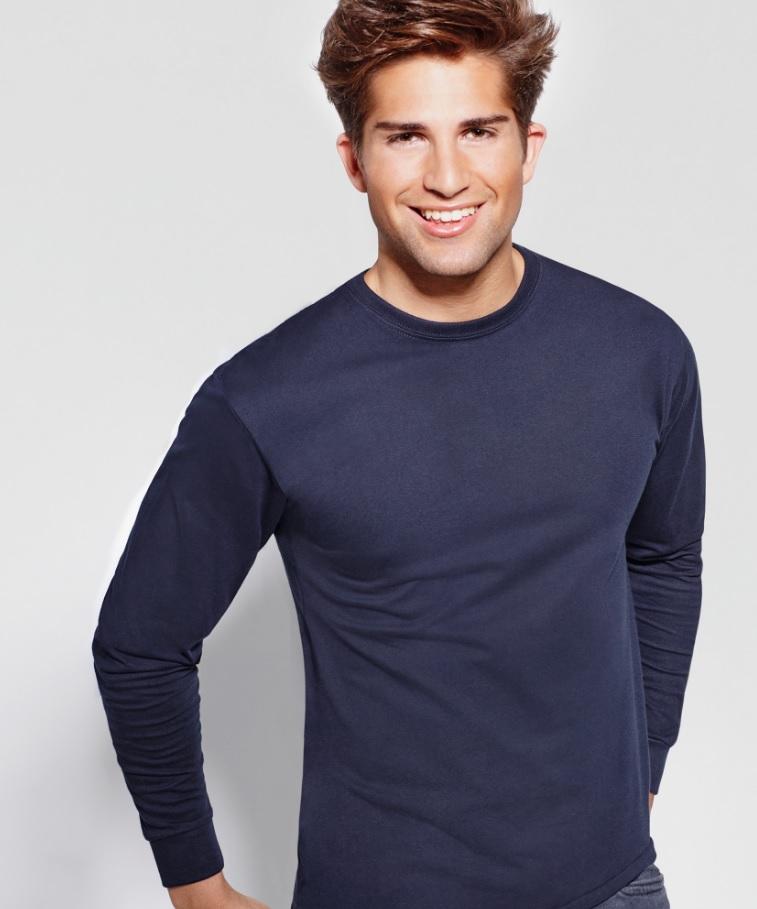 Camiseta manga larga ROLY pointer