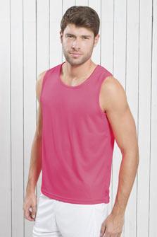Camiseta JHK Tirante Sport hombre