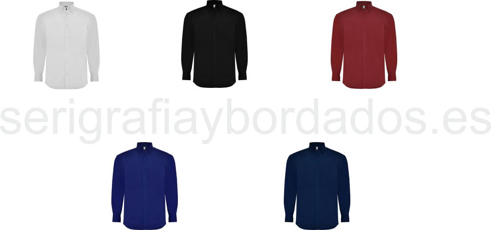 95268f093a Camisa Roly Aifos L S