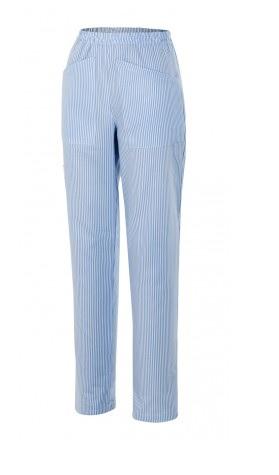 Pantalón Pijama a Rayas Velilla Serie 385