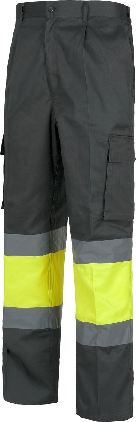 Pantalon WORK alta visibilidad c4018