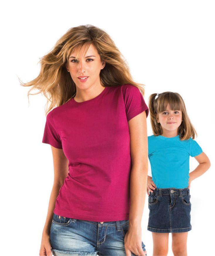 Camiseta ROLY jamaica color