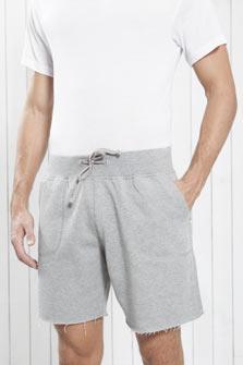 Pantalón de felpa JHK corto