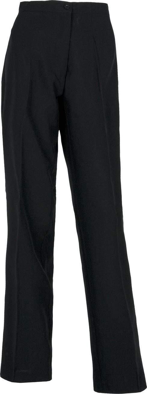 Pantalon señora WORK con pinzas b9016