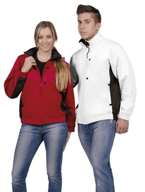 chaqueta softshell PEAK