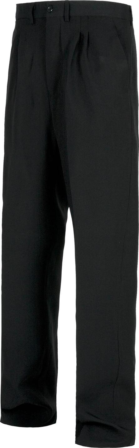 Pantalon WORK con pinzas b9014