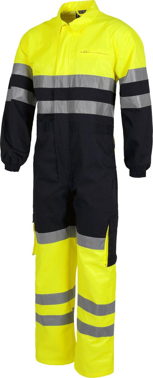 Buzo WORK alta visibilidad c3000