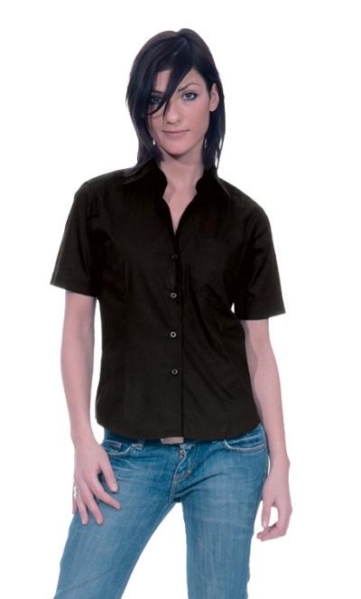camisa mujer manga corta STAR