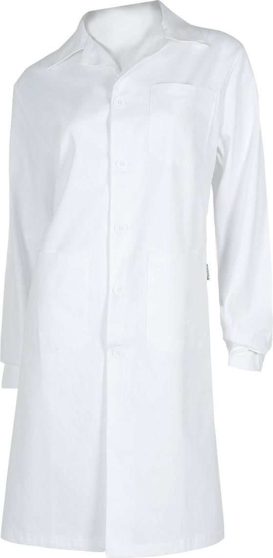 Bata señora WORK 100% algodón b6111