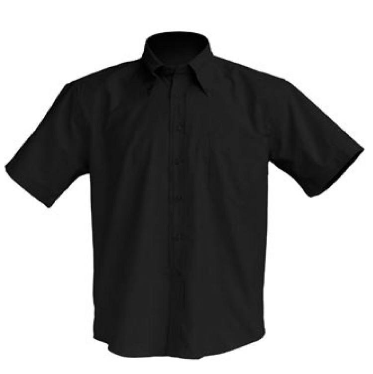 Camisa manga corta JHK con bolsillo
