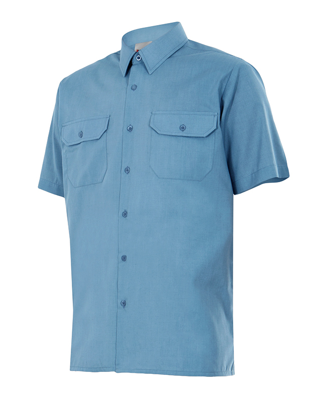 Camisa de Manga Corta Velilla Serie 522