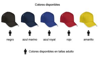 gorra COMBI